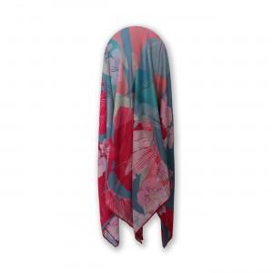 روسری طرح دار مدل بهاره