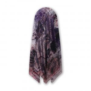 روسری طرح دار مدل دایان