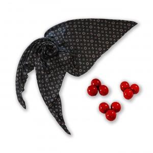 روسری طرح دار مدل V-L