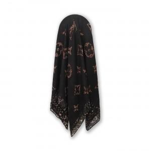 روسری طرح دار مدل مانیا