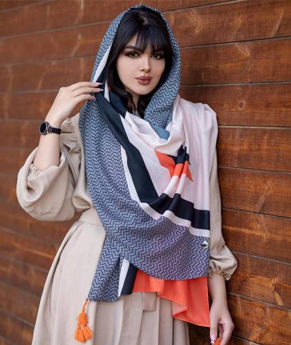 نکاتی در انتخاب شال و روسری