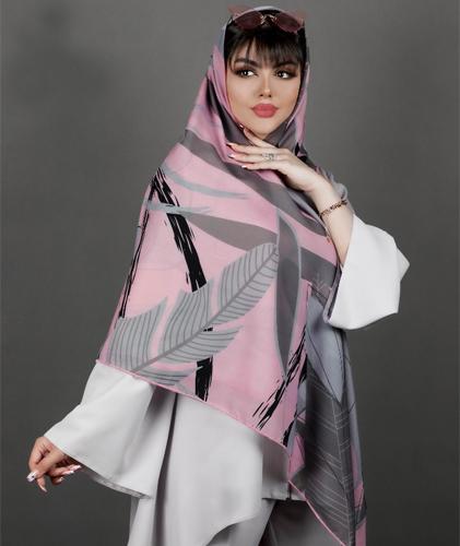 انتخاب شال و روسری براساس فرم صورت