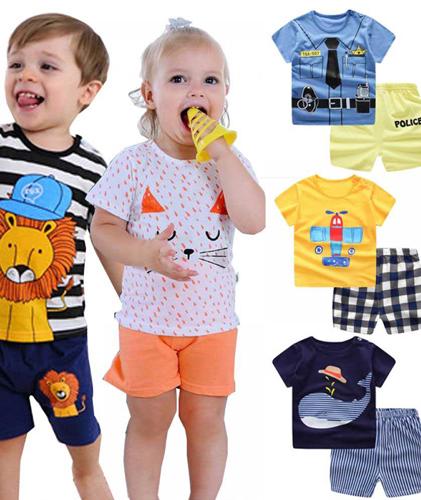 سایزبندی لباس بچهگانه